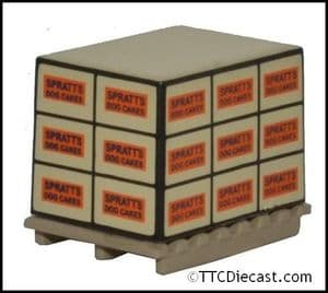 OXFORD 76ACC003 Pallet/Loads - Spratts Dog Cakes (x4)