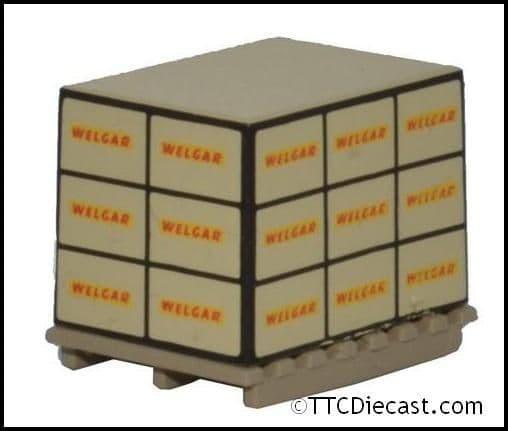 OXFORD 76ACC004 Pallet/Loads - Welgar  (x4)