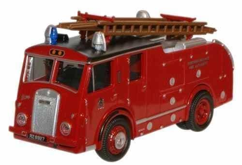 OXFORD 76F8002 Dennis F8 - Northern Ireland Fire Brigade