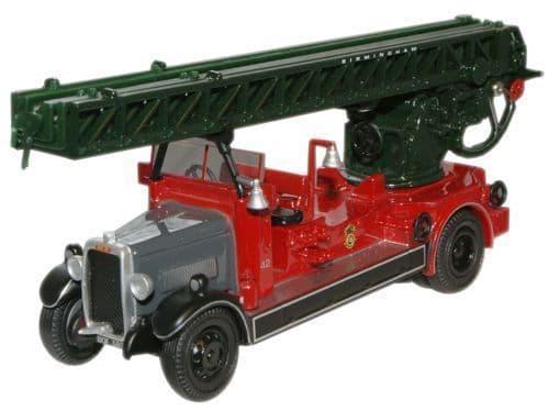 OXFORD 76TLM006 Leyland TLM - Birmingham Fire Brigade