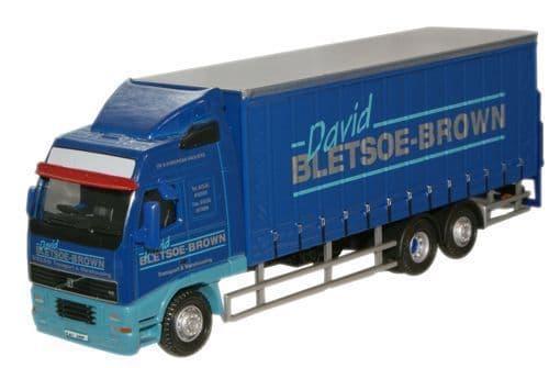 OXFORD 76VOL01CL Volvo FH C/Side - David Bletsoe Brown