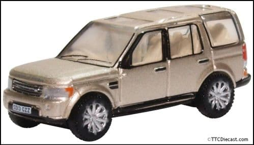 OXFORD NDIS001 Land Rover Discovery 4 Ipanema Sand