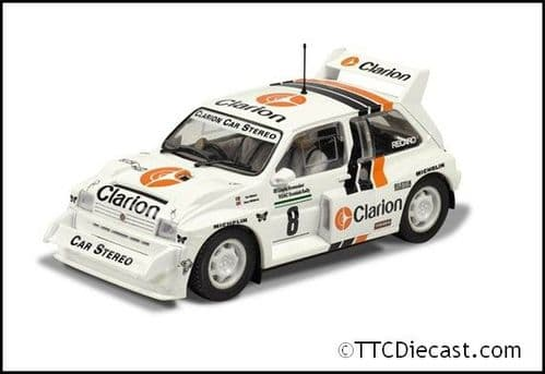 Scalextric C3306 MG Metro 6R4, RSAC Scottish Rally, No.8 Ekland / Whittock