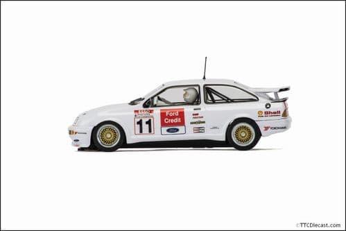 Scalextric C3781 Ford Sierra RS500 - No.11 Robb Gravett, BTCC Brands Hatch 1990