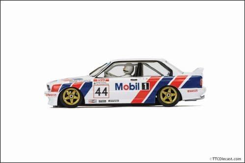 Scalextric C3782 BMW E30 M3 - No.44 Steve Soper, BTCC Donnington Park 1991