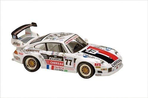 SOLIDO 143400 -  1:43 SCALE PORSCHE 911 GT2 #77 CHEREAU