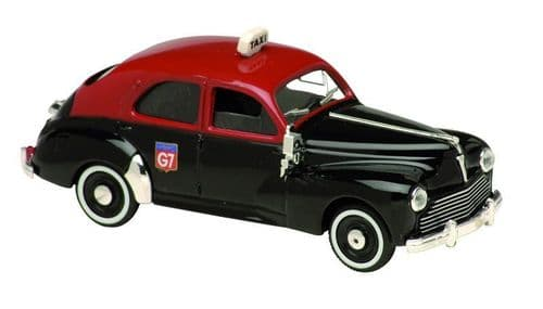 SOLIDO 151258 -  1:43 SCALE PEUGEOT 203 1954 - TAXI
