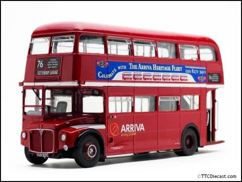 SUNSTAR H2941 London Transport Routemaster - Arriva London RM217 Route 76 Tottenham Garage