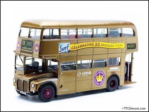 SUNSTAR H2942 London Transport Routemaster - Arriva London RM6 Route 23 LIVERPOOL STREET