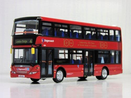 UKBUS90xx SPARES (Scania Omnicity Bus)
