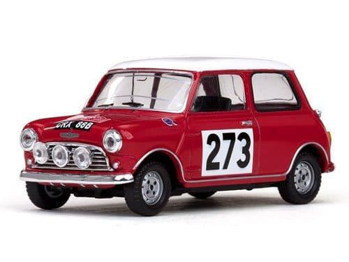 VITESSE 43335 1/43 MORRIS Cooper S - Monte Carlo Rally 1965