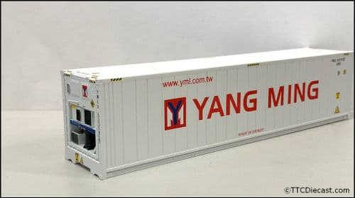 Yang Ming 40ft Reefer Container