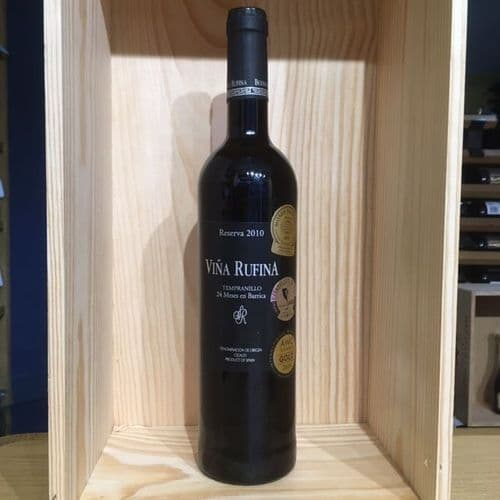 Vina Rufina Reserva, DO Cigales 2014 (FLD)