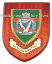 2nd Bn Royal Irish Regiment Wall Plaque