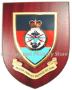 British Embassy Defence Section Regimental Wall Plaque