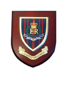 RMP Royal Military Police ( exemplo ducemus ) Wall Plaque Shield