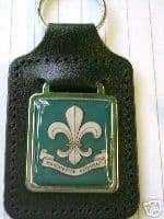The Manchester Regiment Military Key Ring