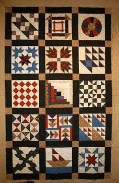 Patchwork for Beginner's/Improver's  with Ricky 10.00-12.30