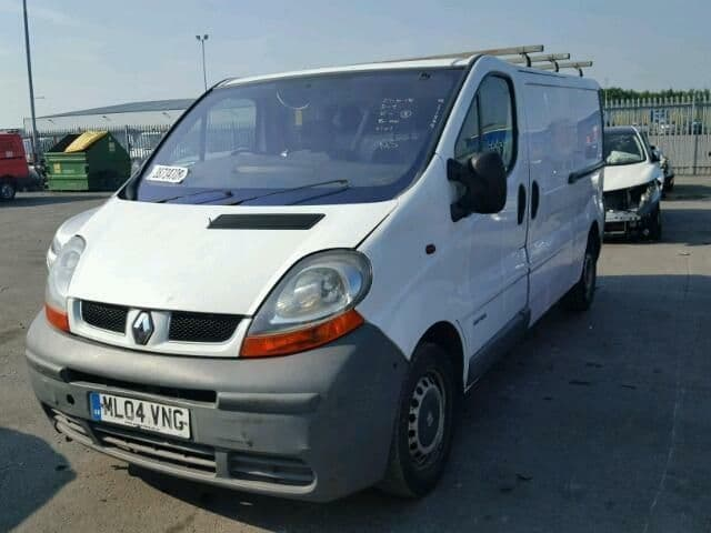 2004 RENAULT LL29 DCI 100 BREAKING SPARES AND REPAIRS PARTS