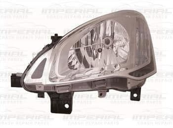 Citroen Berlingo Van 2012 - 2015 Headlamp All Models Near Side