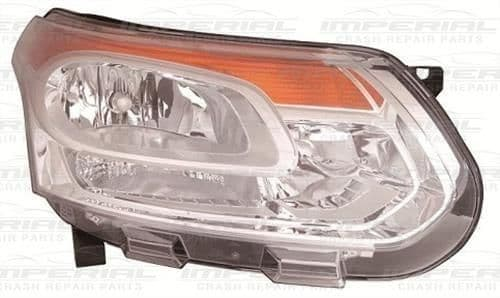 Citroen C3 Picasso O/S HeadLamp HeadLight - Fit's 09 - 12 - Right UK Drivers