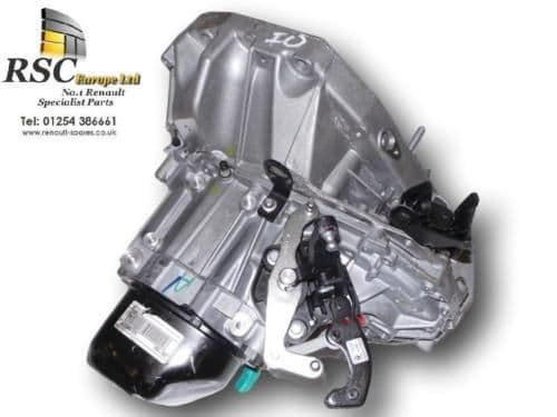 NEW RENAULT CLIO IV 1.5 DCI K9K JR5 332 5 SPEED MANUAL GEARBOX
