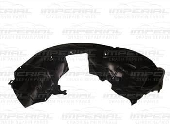Peugeot Partner 2008 - 2012 Front Wing Splashguard Near Side