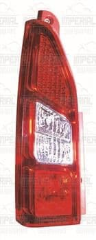 Peugeot Partner 2008 - 2012 Rear Lamp (Tailgate Type) Near Side