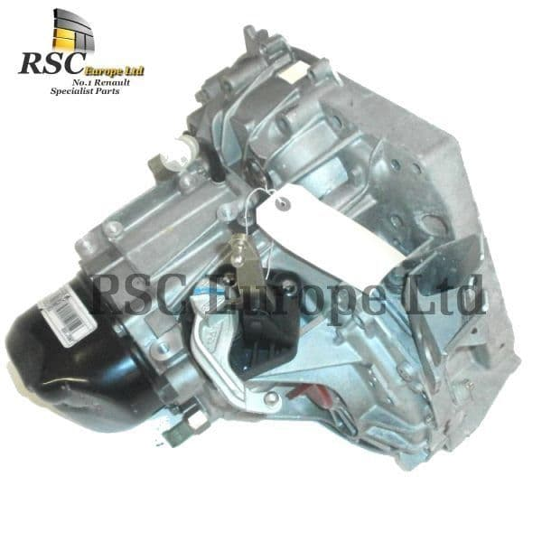 RECONDITIONED JR5 GEARBOX 5 SPEED , 1.5DCI , RENAULT , NISSAN