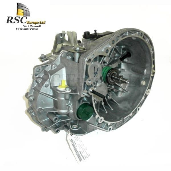 RECONDITIONED PF6012 GEARBOX 6 SPEED , 2.5DCI , RENAULT , NISSAN , VAUXHALL