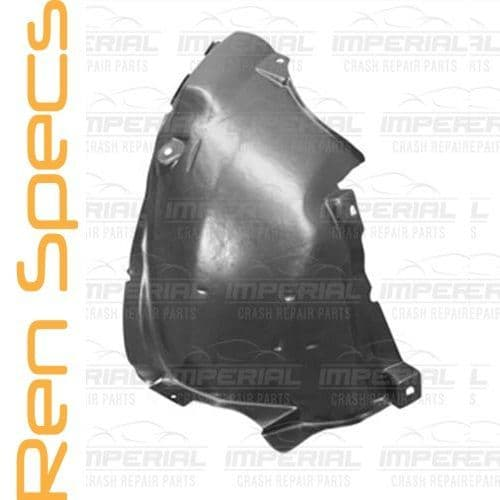 RENAULT CAPTUR BRAND NEW Front Right Wing Splashguard Front Section Dirt Shield
