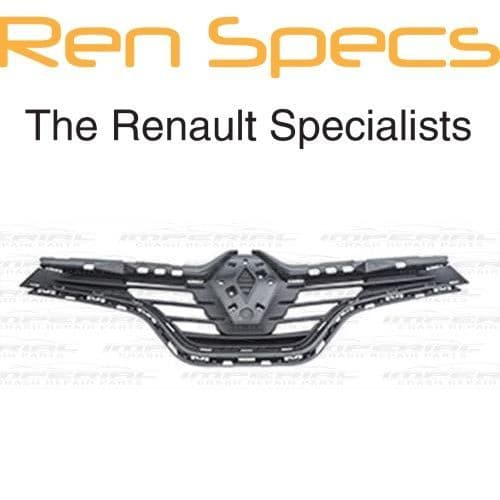RENAULT CAPTUR BRAND NEW - Front Upper Grille Outer Section - OEM P/N 623102335R