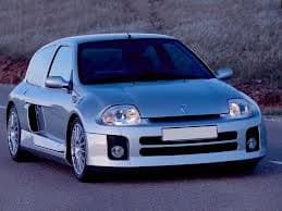 Renault Clio II V6 Phase 1