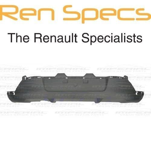 RENAULT CLIO IV - BRAND NEW REAR LOWER BUMPER SPOILER - Painted type - Primed