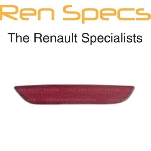 RENAULT CLIO IV - BRAND NEW - RIGHT REAR LOWER BUMPER REFLECTOR