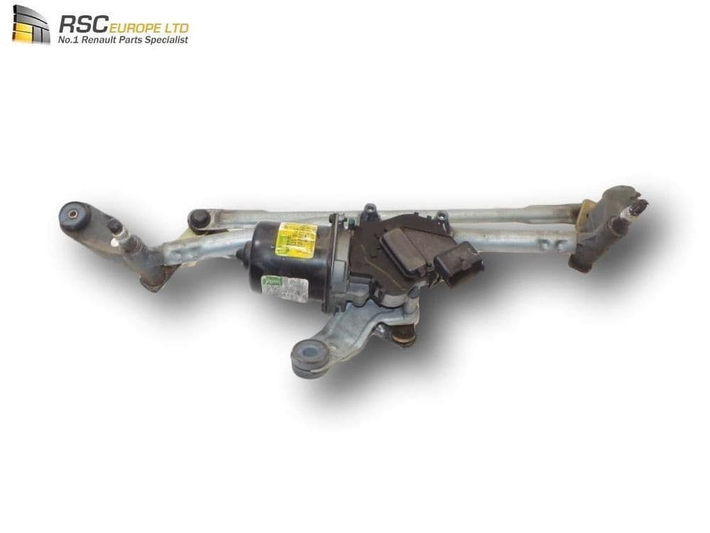 Renault Megane II Front Wiper Motor and Linkage USED