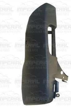 Renault Trafic 2007-2014 Rear Bumper Corner Textured Near  Side