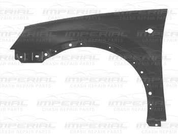 Vauxhall Combo 2002 - 2011 Front Wing Near Side