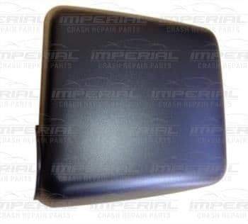 Vauxhall Combo Door Mirror Cover Black Near Side