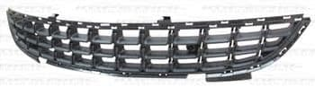 Vauxhall Corsa 2011-2014 3 Door Front Bumper Grille Centre Section