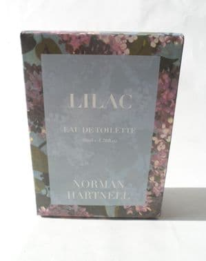 Discontinued Ladies Perfume Fragrance Norman Hartnell Lilac Eau de Toilette EDT 50ml As New in Box