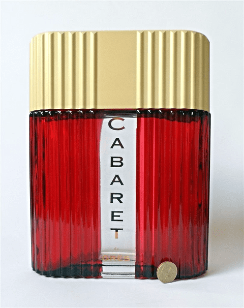 Shop Display Giant Factice 2004 Gres Cabaret Homme Glass Perfume Bottle Boxed Poss Drinks Decanter