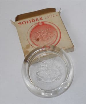 Vintage Boiling Pan Alarm The Solidex Sovirel Milk Pan Saver in Original Box 1970s DB 1S Pyrex