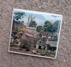 Vintage Sewing Grampian Beauties Yorkshire Needle Book Case Needles 1960s Knaresborough Church Cafe