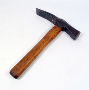 Vintage Tool Rock Pick Hammer Geology Geological Masons Brick Stone Chisel End Fossil