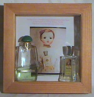 Vintage Visual from Retonthenet Yardley Perfume Scent Presentation Bottles