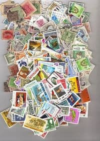 1000 different British Empire/Commonwealth excluding GB packet