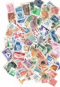 200 different Brazil packet