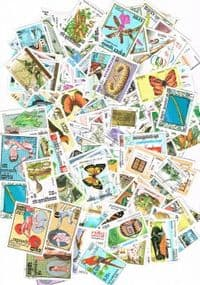 200 different Cambodia packet