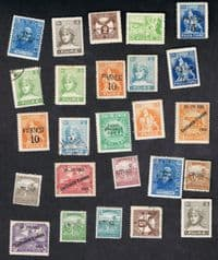 25 different Fiume packet